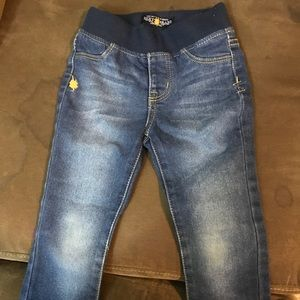 Lucky jeans size 4t